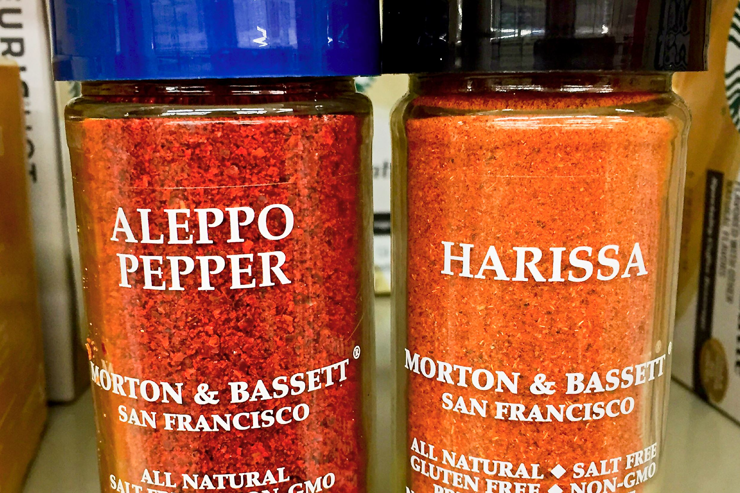 2FoodTrends0111 Aleppo pepper and Harissa.