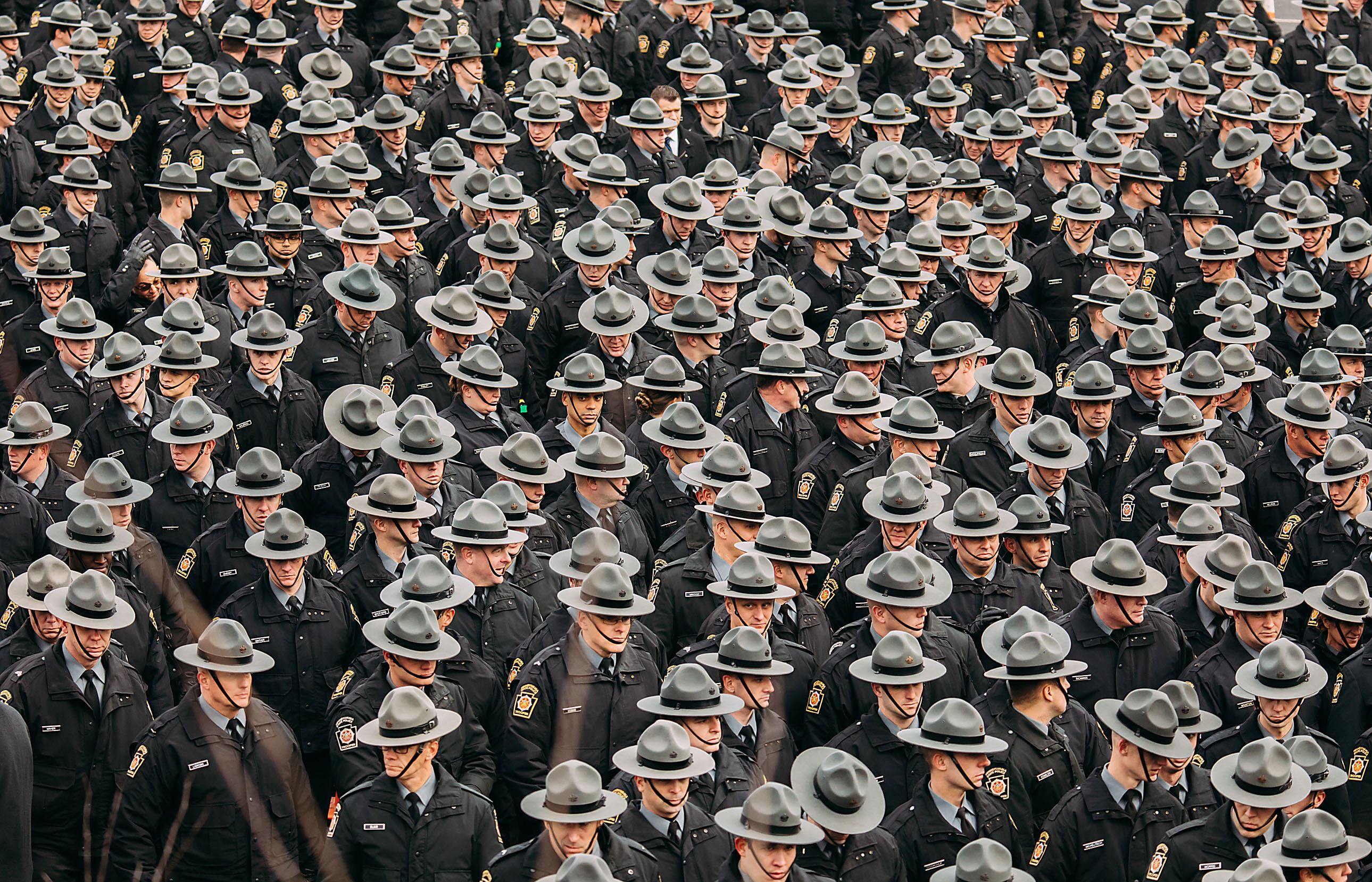 Governor: Slain Pennsylvania trooper remembered as hero ...