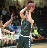 Amos Luptak is a top player at Quaker Valley with a name you won't soon forget.
