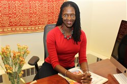 Valerie Kinloch, just named new dean of education at Pitt.