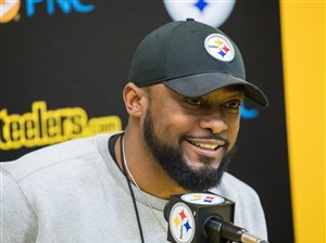 Coach Mike Tomlin said the Steelers have been doing their due-diligence at the quarterback position in the NFL draft for years.