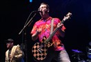 Aaron Barrett of Reel Big Fish at Stage AE.