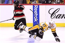 The Penguins lost, 4-1, in their last trip to Ottawa this season Jan. 12