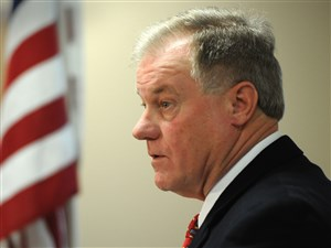 "Scott Wagner, who's running as a Republican candidate in the Pennsylvania gubernatorial race, said he was ""emboldened"" during a flight to St. Louis with former Donald Trump adviser Steve Bannon."