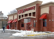 The CVS Pharmacy along West Liberty Avenue in Dormont.