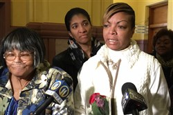 Victoria Gray Tillman today thanked the community for its support and praised the verdict against Hubert Wingate III, who was found guilty in a nonjury trial of the 2014 slaying of her son, Andre Gray.