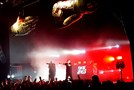 Run the Jewels played a rousing Friday the 13th show at Stage AE.