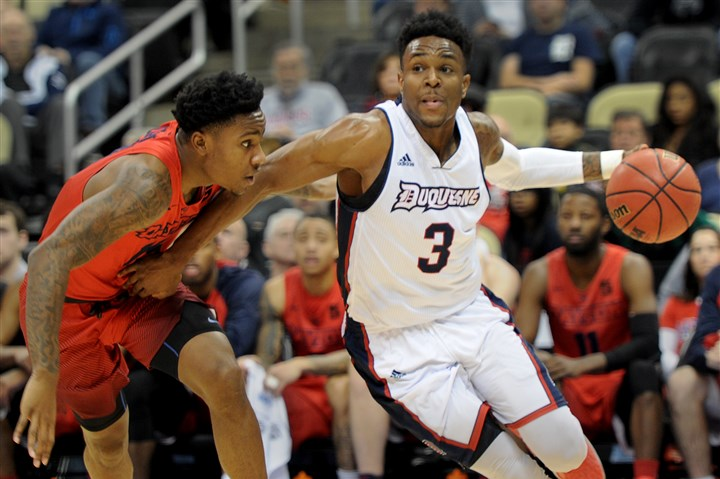 Duquesne Dukes dropped by Dayton, 76-57   Pittsburgh Post ...