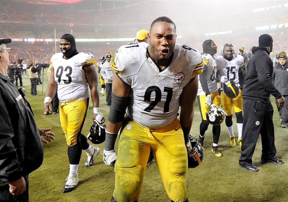 Stephon Tuitt says he s close to signing an extension with the