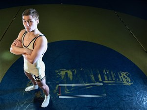 Franklin Regional senior Spencer Lee has stood alone as an undefeated wrestler ranked No. 1 in the country.