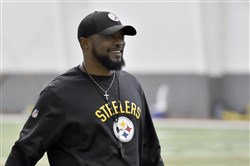 Steelers head coach Mike Tomlin is likely to get an earful from quarterback Ben Roethlisberger when they meed to discuss this past season.