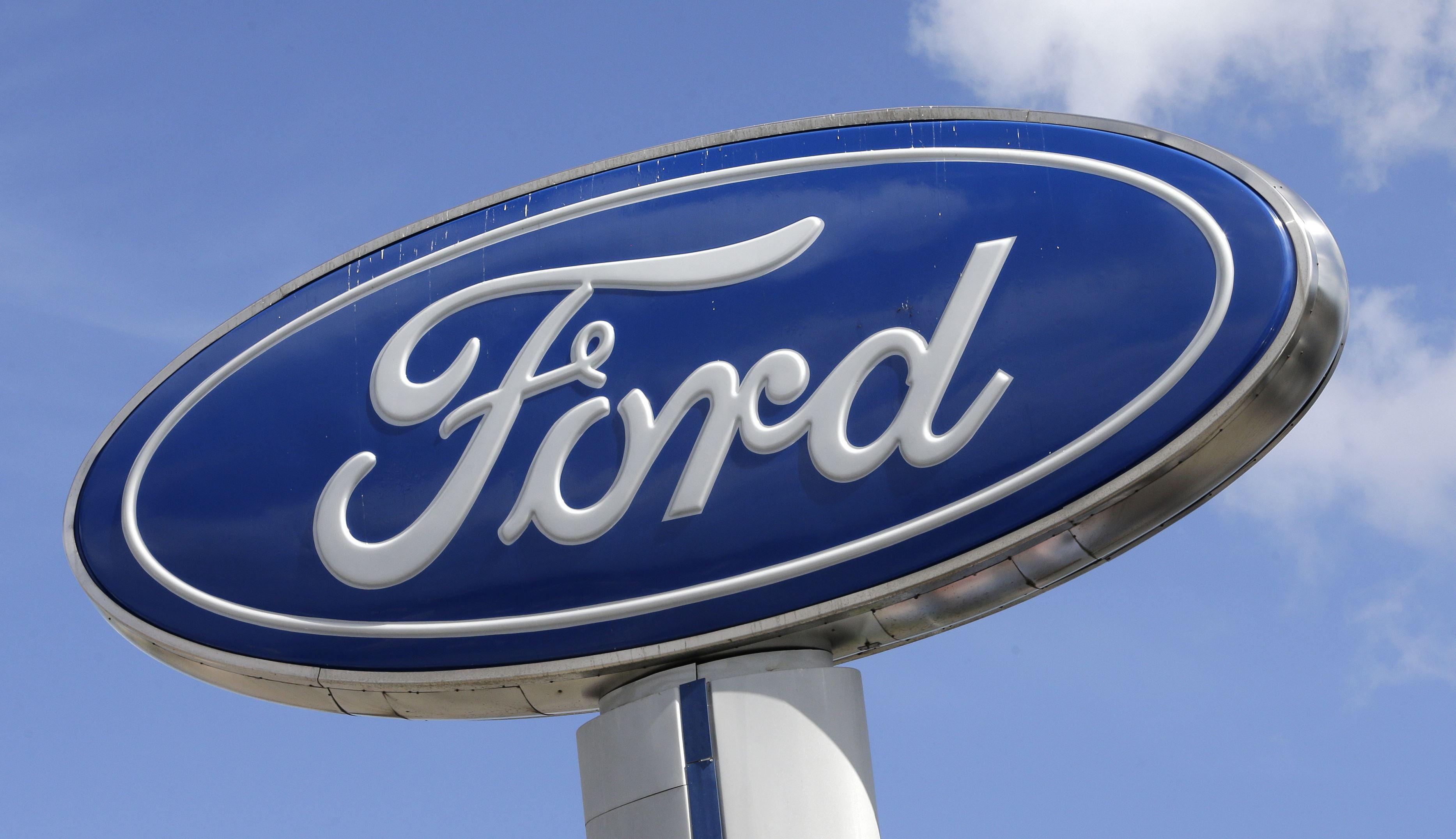 Ford to record pre-tax remeasurement loss of $3 billion in 2016