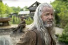 "David Morse plays Big Foster in ""Outsiders."""