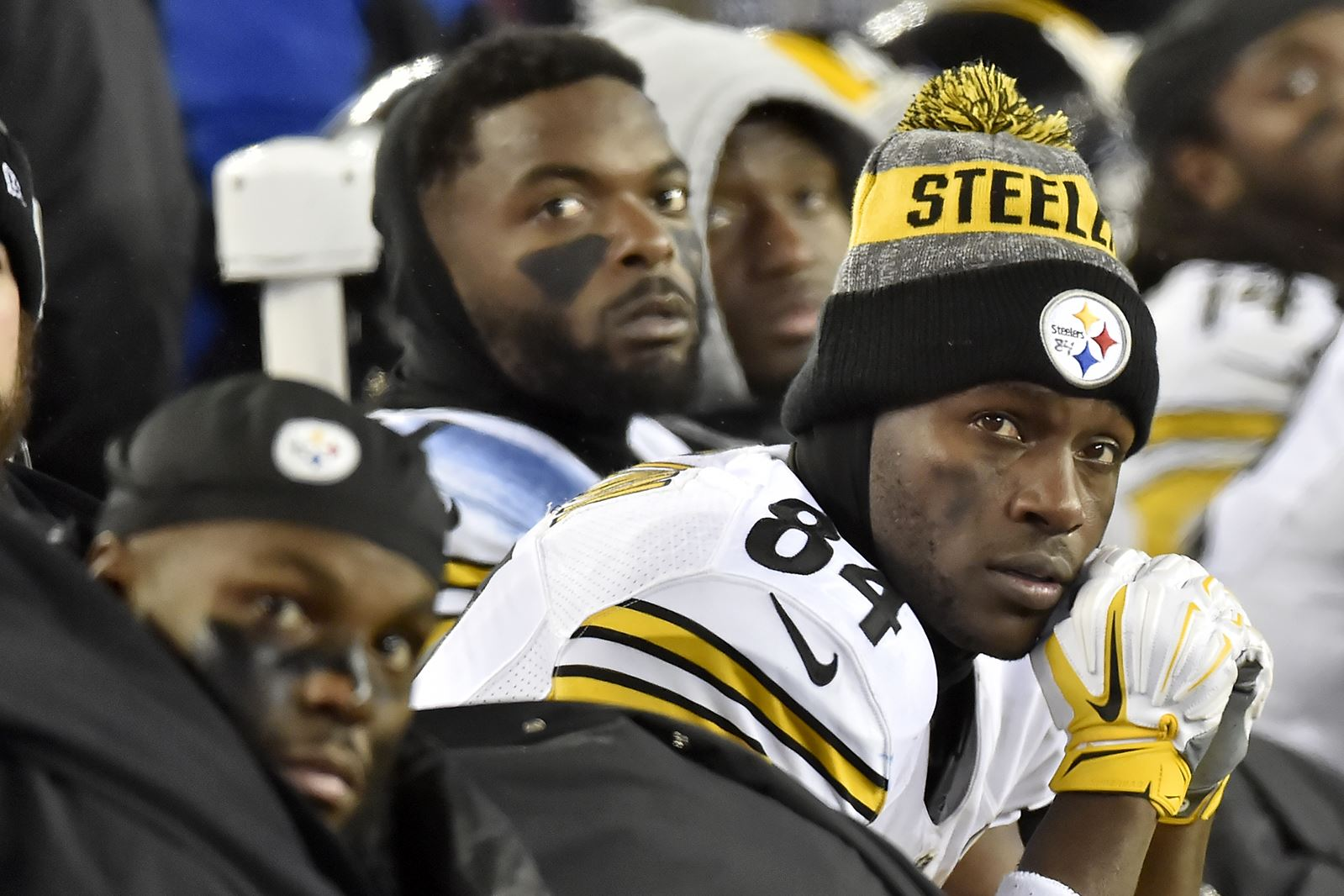 Pittsburgh Steelers star Antonio Brown fined for Facebook Live video