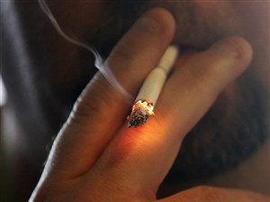 The survey results show that smoking in Allegheny County has dropped about 4 percent.