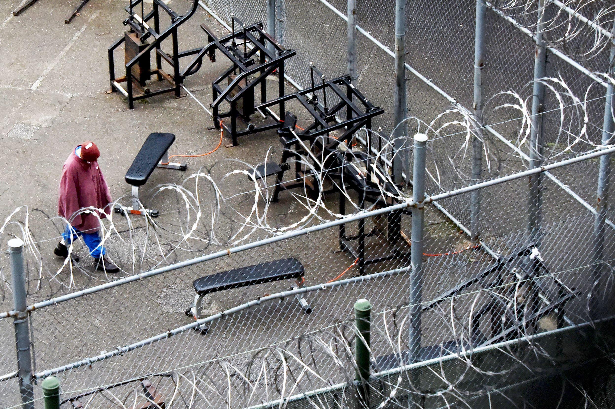 State prison to close