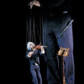 """Simple Gifts,"" by Cashore Marionettes. The Children's Theater Festival is presented by the Pittsburgh Cultural Trust."