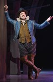 "Rob McClure in ""Something Rotten."""