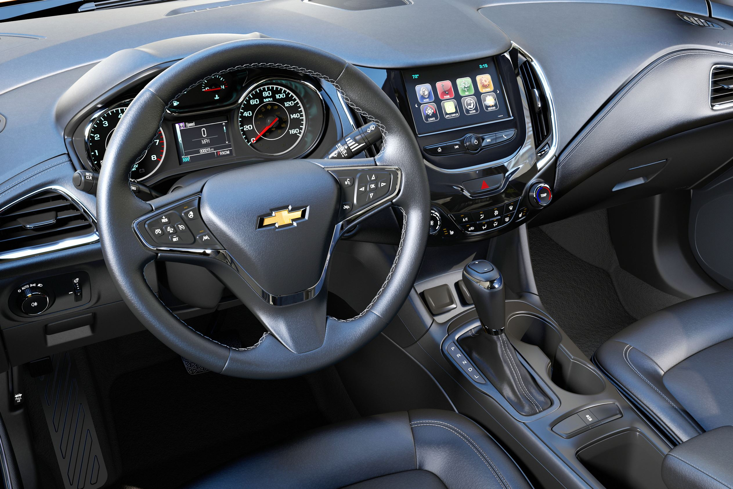 Scott Sturgis 39 Driver 39 S Seat Chevy Cruze Hatchback Is Pretty If Nothing Else Pittsburgh Post