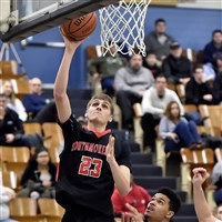 Southmoreland's Brandon Stone is taking his 25 points per game to a prep school in North Carolina next year.