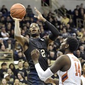 Forward Michael Young believes Pitt's transition to the ACC made it more difficult for coaches to attract the types of players they've succeeded with in the past.