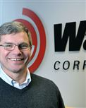 Raymond T. Betler, Wabtec's president and CEO, poses for a portrait at the company's headquarters in Wilmerding.