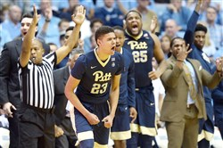 Pitt is blocking former guard Cameron Johnson from pursuing an immediate transfer to ACC rival North Carolina.