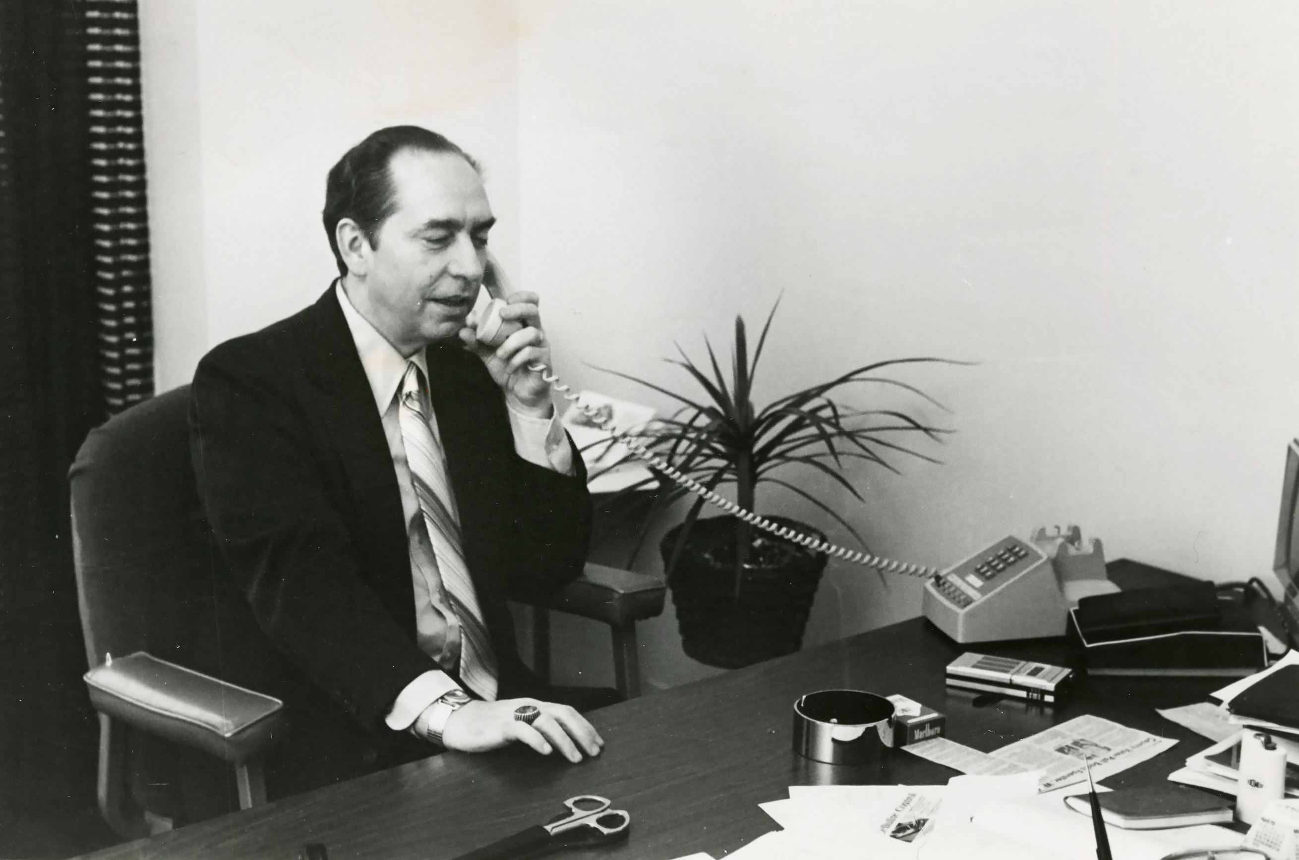 Lloyd-Fuge-2-1 Lloyd H. Fuge, mayor of Clairton from 1973 to 1977