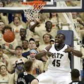 DeJuan Blair has had plenty of ups and downs since time at Pitt, but he hopes his stint in the NBA D-League leads to another shot at the big time.