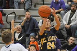 Mt. Lebanon guard Antonio Garofoli