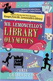 """Mr. Lenomcello's Library Olympics,"" by Chris Grabenstein."