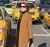 Highland Park native Julia DiNardo has covered New York Fashion Week for 28 consecutive seasons. She's the founder and editor of the style and beauty site FashionPulseDaily.com.