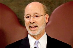Gov. Tom Wolf has proposed a computer services tax on Pennsylvania's technology sector.