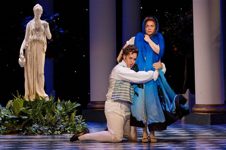 "opera marriage of figaro 1-3 Pittsburgh Opera will once again stage Mozart's ""The Marriage of Figaro,"" which the company last produced in 2010."