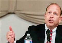 Pa. Sen. Daylin Leach, a Democrat who represents parts of Delaware and Montgomery counties in the Philadelphia area.