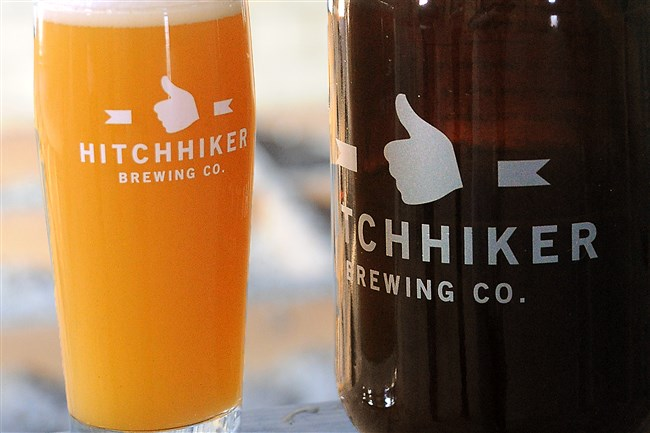 Hitchhiker Brewing beer