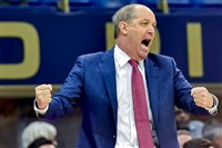 Pitt coach Kevin Stallings