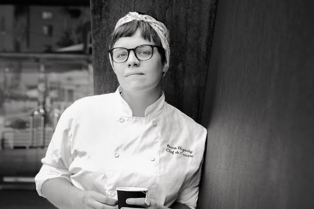 "Becca Hegarty Becca Hegarty has been named to Zagat dining guide's ""30 under 30"""