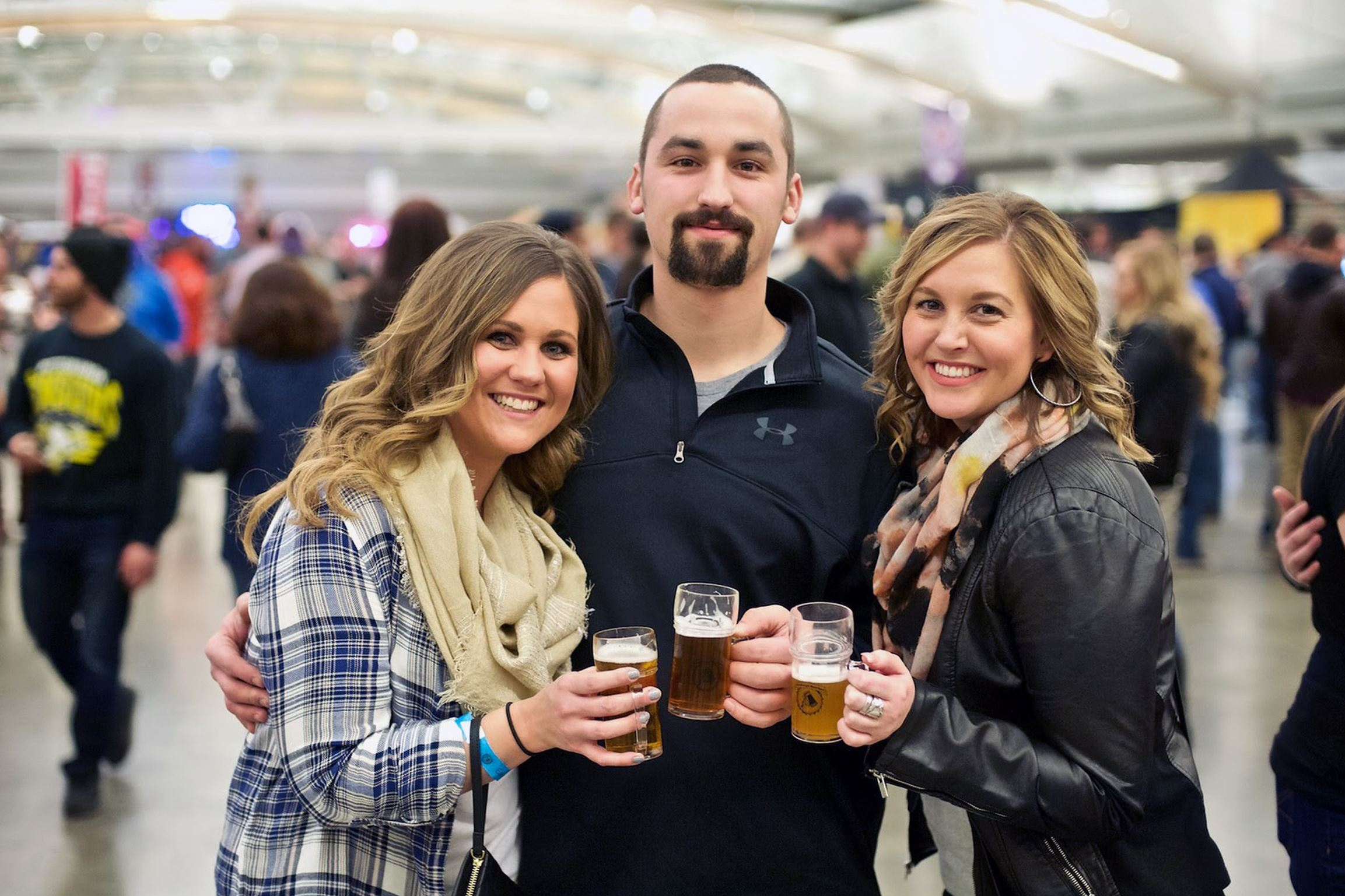 mag pittsburgh beerfest 1-8 The fourth-annual Pittsburgh Beerfest is Feb. 24-25.