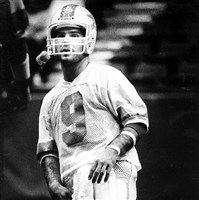 Seton-LaSalle graduate Rich Ingold in 1988, during his arena football days.