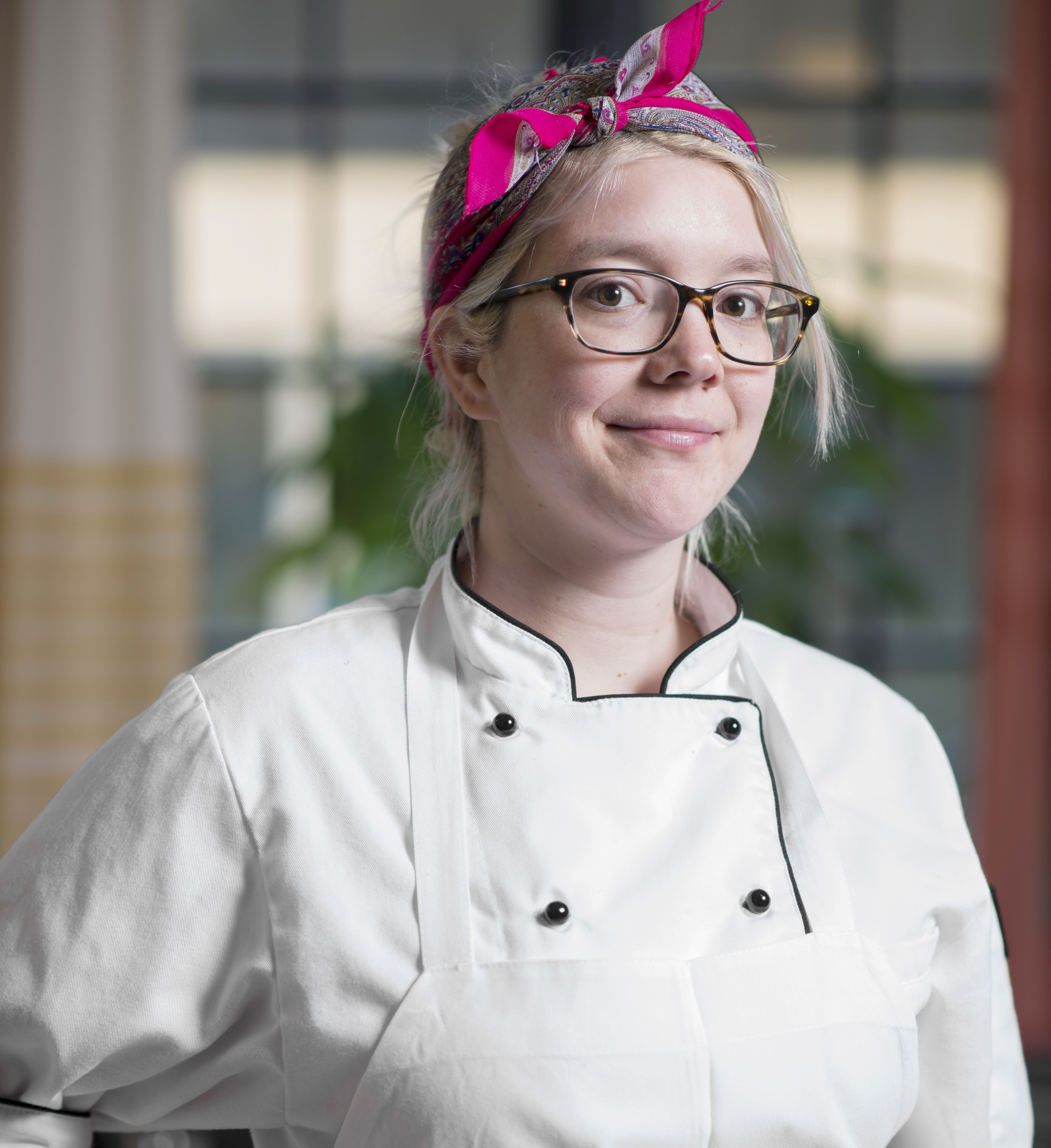 Casey Renee Casey Renee of Whitfield at the Ace Hotel in East Liberty is nominated in the category of outstanding pastry chef.