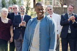 "The garden party in ""Get Out"""
