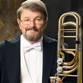Murray Crewe started playing in his high school band, first tuba, then, encouraged by a mentor, the bass trombone.