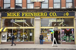 The Mike Feinberg Co. in the Strip.