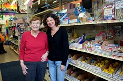 Sylvia and Marcia Feinberg have announced the closing of the Mike Feinberg Co. in the Strip after 60 years in business.