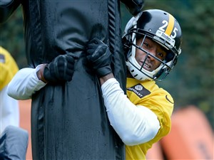 The Steelers traded a 2016 fifth-round choice to Philadelphia for cornerback Brandon Boykin and then proceeded not to use him.