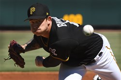 Pirates pitching prospect Steven Brault had two strong outings last week for Class AAA Indianapolis.