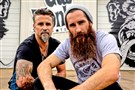 "Richard Rawlings, left, and Aaron Kaufman on Discovery's ""Fast N' Loud."""