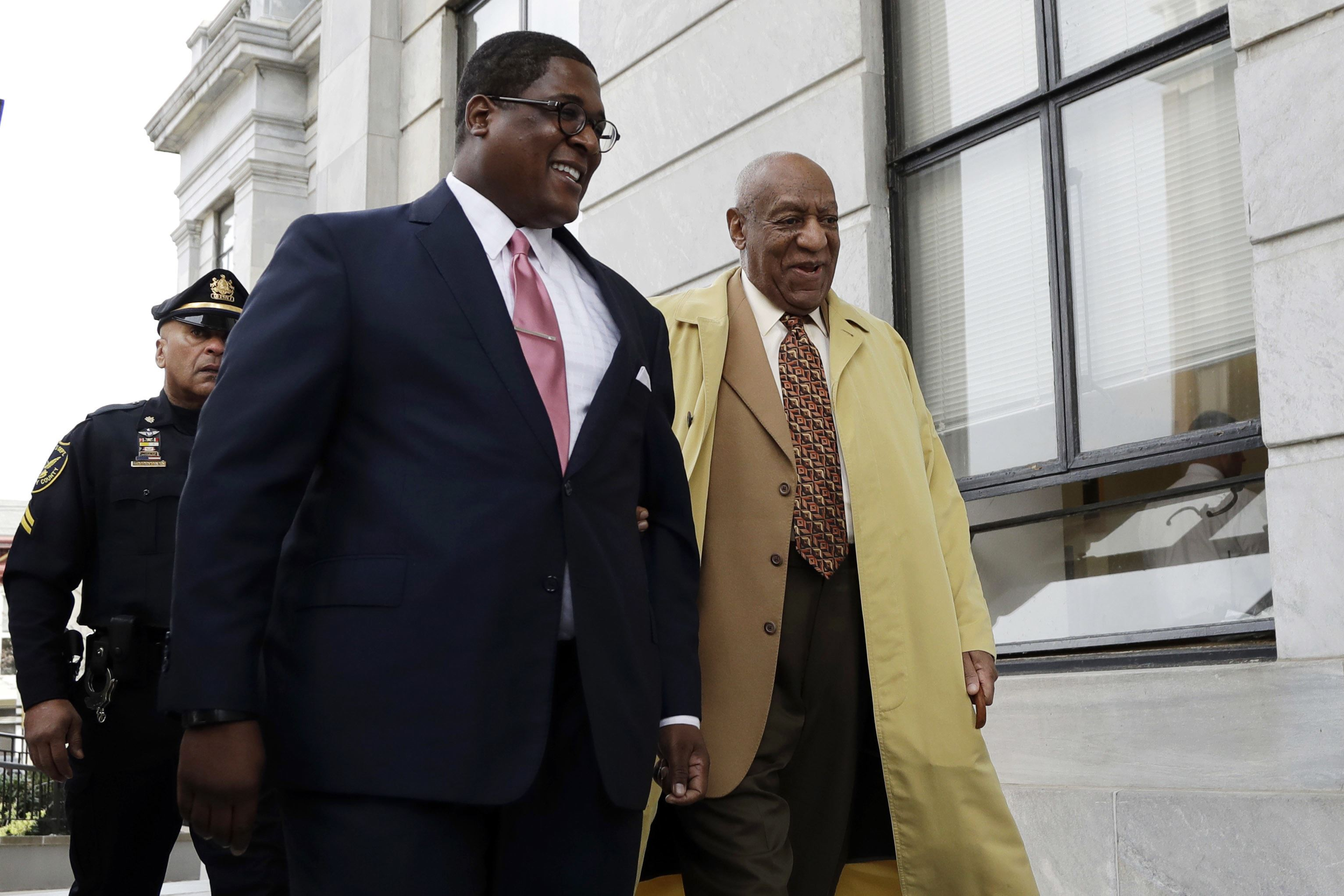 Bill Cosby Is Back in Court Today