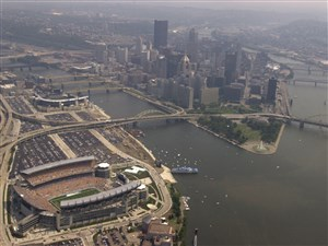Starting with 81 properties Downtown in 2012, Pittsburgh 2030 — an initiative of the Green Building Alliance — has grown to include 491 buildings, or 78.7 million square feet Downtown, in Oakland and parts of Uptown and the North Side.